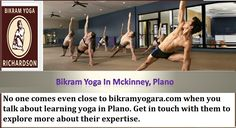 No one comes even close to http://bikramyogara.com/ when you talk about learning yoga in Plano. Get in touch with them to explore more about their expertise.