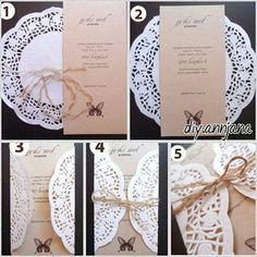 membuat undangan sendiri, khususnya undangan wedding. #diy #invitation #undangan #pernikahan #wedding #step #kreatif #tutorial #tutorialindonesia #tutorialdiy #vintage #semarang #purbalingga