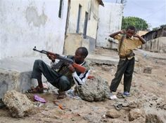 Child Soldiers - Home