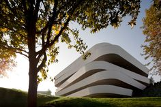 El Basque Culinary Center de Vaumm arkitekturak
