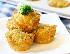 Bocaditos de quinoa y queso