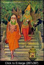 Goddess Kamakshi and Maha Periyava Maniyam ....jpg