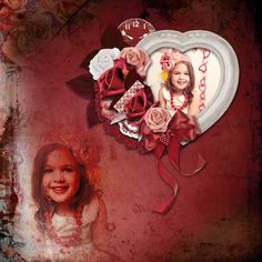 no greater love by Ilonka´s Scrapbook Designs