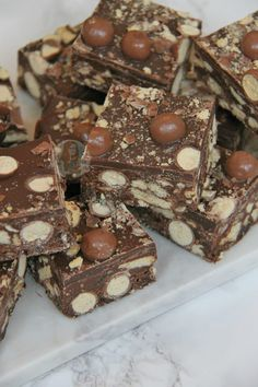 Malteser Tiffin - Jane's Patisserie