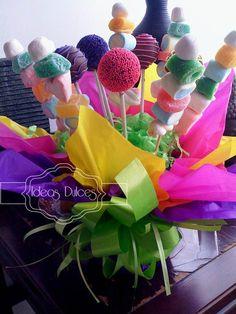 centros de mesa candyland | Ideas Arreglos Florales Para Mesas Primera Comunion Wallpapers Real ...