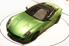 El HY-KERS será el primer hibrido de Ferrari. Llegará en el 2013