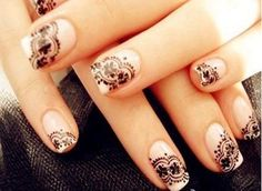 Wedding Nails: 5 Unique Manicures for your Perfect Bridal Look! - Wedding Party