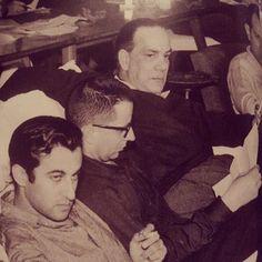 En aquellos locos 50 de vino y rosas, se reunían los poetas. #Poet'sClub #1959 #InPalma #HotelFormentor