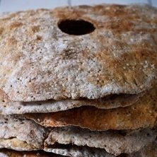 Knäckebröd - easy bread recipe for Swedish crisp bread
