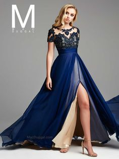 Couture by Mac Duggal 62307D