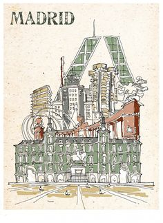 Barragán Utopia « andre rocha illustration