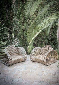 BEAUTIFUL OUTDOOR AREAS ON IBIZA, SPAIN | THE STYLE FILES