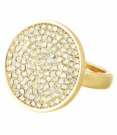 Starry Disc Ring