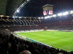 Eintracht Frankfurt vs BVB BL 2012