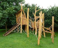 Klettergerüst für Spielplätze - SPIELART : LA COLLINE À GRIMPER ...