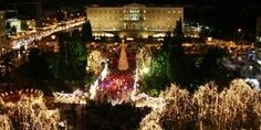 CHRISTMAS and NEW YEAR'S in Athens