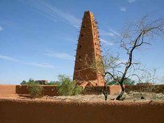 Mosquée d'Agadez, Niger