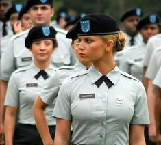 Honouring America's military women