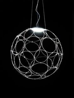 SUSPENSION LED EN ACIER GIRO BY FABBIAN | DESIGN FORMFJORD