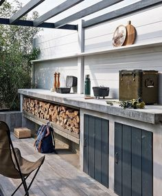If you are looking for Outdoor Kitchen Lighting, You come to the right place. Here are the Outdoor Kitchen Lighting. This post about Outdoor Kitchen Lighting . Small Rustic Kitchens, Rustic Kitchen Design, Outdoor Kitchen Design, Kitchen Decor, Kitchen Ideas, Outdoor Kitchens, Kitchen Designs, Kitchen Wood, Rustic Design