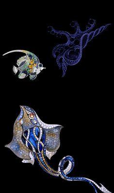Master Exclusive Jewellery - Новости - Ocean Secrets