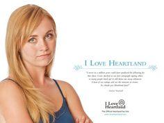 Ty Amy Heartland datant de la vie réelle