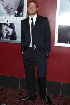 Charlie Hunnam aka Jax