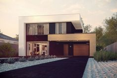 Hus leverandør som bygger moderne hus i Akershus, Buskerud og Vestfold. Vi bygger moderne, funkisinspirerte hus.