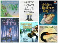 Hurricane book list for kids from author Caroline Starr Rose.