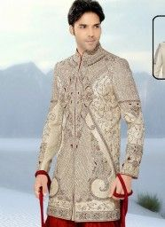 Fine Grey Pure Silk & Banaras Indo Western With Art Silk Fancy Patiala
