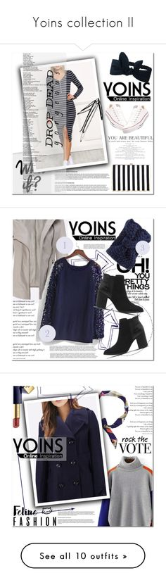 """""""Yoins collection II"""" by angel-a-m on Polyvore featuring Converse, Office, Estée Lauder, Vivienne Westwood, Beats by Dr. Dre, Stila, Manolo Blahnik, WithChic, Dune and Christian Dior"""
