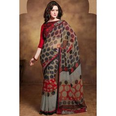 Daily Wear Casual Printed Sarees