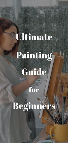 The Ultimate Painting Guide for Beginning Painters. Learn the basics of everything you need to know to start painting right away. Art supplies for beginners. Painting for beginners. How to Paint. Learn how to paint. Oil painting for beginners. Paint brushes for beginners. Ultimate brush guide. Painting guide. Step by step painting. Oil paint colors for beginners. Painting guide for beginners. #oilpainting #howtopaint #learnhowtopaint #oilpaintingguide #paintingguide #ultimatepaintingguide Oil Painting For Beginners, Acrylic Painting Lessons, Types Of Painting, Oil Painting Abstract, Painting Tutorials, Painting Art, Great Paintings, Landscape Paintings, Indian Paintings