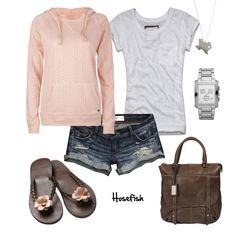 short, dream closets, cloth, style, errand, hosefish, summer outfits, flip flop, running