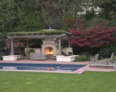 Traditional Pool Deck Design, Pictures, Remodel, Decor and Ideas - page 9