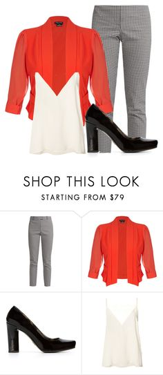 """Black and white"" by leloquevedo on Polyvore featuring moda, Altuzarra, City Chic, Dolce&Gabbana y Anine Bing"