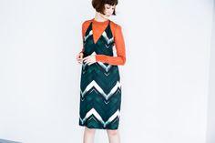 Yuka Mizuhara in head-to-toe H&M | More photo at Fashionsnap.com