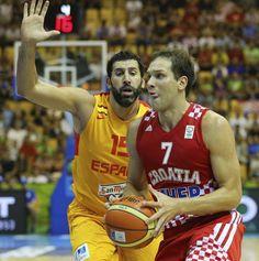 Eurobasket 2013: España - Croacia
