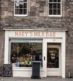 Edinburgh... Didn't get to try it, will next time