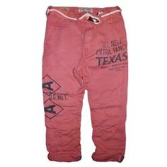 Scotch & Soda Shrunk old orange pants - TrendyBrandyKids - European trendy clothes for boys and girls. Catimini, Desigual, Deux par Deux, Diesel, Halabaloo, Ikks, Jean Bourget, Marese, Me Too, Mim Pi, Pom Pom Casual.