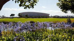Cape Town Stadium by RistoAarneEdvardKernen travel canon south africa cape town greenpoint stadium risto keranen greenpoin RistoAarneEdvardKerne Public Golf Courses, Best Golf Courses, St Andrews Golf, Coeur D Alene Resort, Augusta Golf, Golf Course Reviews, Coeur D'alene, Amelia Island, Golf Tips