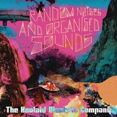 The Koolaid Electric Company - Random Noises And Organised Sounds Dead Bees, Pochette Cd, Large Abstract Wall Art, Typography Love, Electric Company, Kool Aid, Beautiful Words, Artsy Fartsy, Art Direction