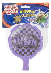 PM re-inflating Whoopee Cushion