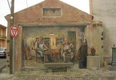 Murale di Tinnura