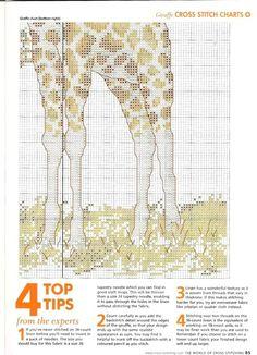 Gallery.ru / Photo # 36 - The world of cross stitching 056 March 2002 - WhiteAngel