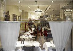 Babbo Italian Restaurant, Mayfair, London