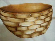 Atendendo a pedidos, nesse vídeo eu mostro como eu pinto cestas. ★Clique em gostei e inscreva-se no nosso canal para nos ajudar!★ ★ Visite nossa loja virtual...