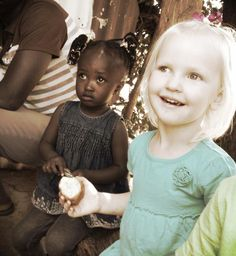 Samara our little African Princess! She looks like our daughter at that age...wow! She just turned 3 years old, and is enjoying her life in Kenya, Africa. #ministry, # Kenya, #Africa, #religion, #love, #missions, #missionaries http://williegriffithministries.com