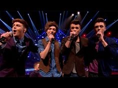 Union J sing Taylor Swift's Love Story - Live Week 9 - The X Factor UK 2012