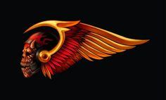 Hells Angels Vest and T Shirt: Hells Angels, Biker Clubs, Motorcycle Clubs, Spirit Of Vengeance, Angels Logo, Angel Drawing, Harley Davidson Logo, Sonny Barger, Bike Art